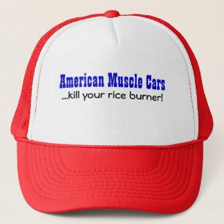 アメリカ筋肉車の…殺害あなたの米バーナー キャップ