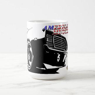 アメリカ筋肉車 コーヒーマグカップ