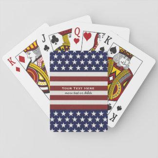 アメリカ米国の旗の愛国心が強い7月4日の習慣 トランプ