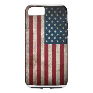アメリカ米国の旗のiPhone 7の場合 iPhone 8/7ケース