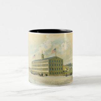 アメリカ連邦政府出版局のマグ#6 ツートーンマグカップ