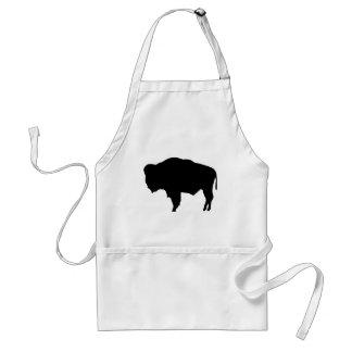 アメリカ野牛 スタンダードエプロン