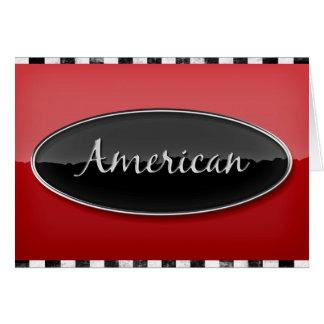 アメリカ カード