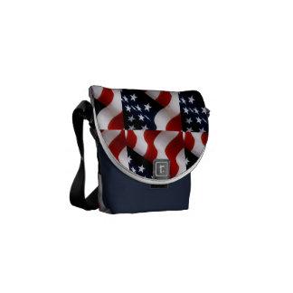 アメリカ メッセンジャーバッグ