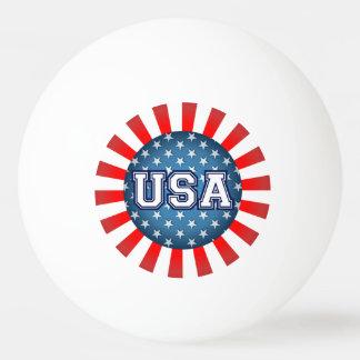 アメリカ 卓球ボール
