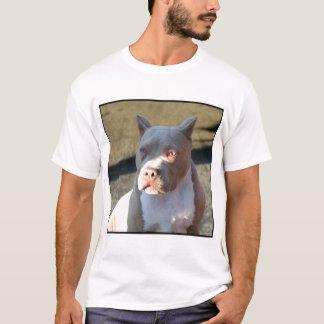 アメリカ(犬)スタッフォードテリアの子犬 Tシャツ