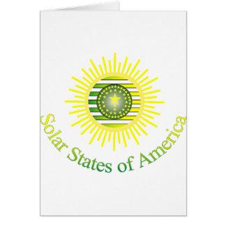 アメリカ(1color)のT29aの太陽のな州 カード