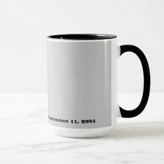 アメリカ:  9/11 マグカップ