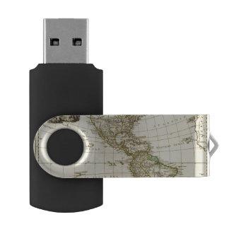 アメリカ USBフラッシュドライブ