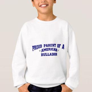 アメリカBullador犬 スウェットシャツ