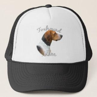 アメリカFoxhoundのお母さん2 キャップ