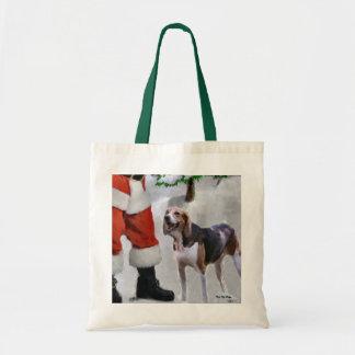 アメリカFoxhoundのクリスマスのギフト トートバッグ