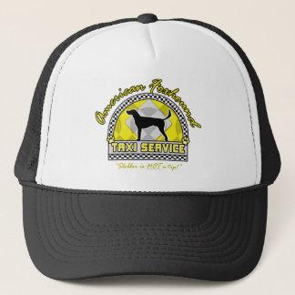 アメリカFoxhoundのタクシーサービス キャップ