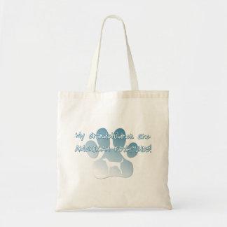アメリカFoxhoundの孫のバッグ トートバッグ
