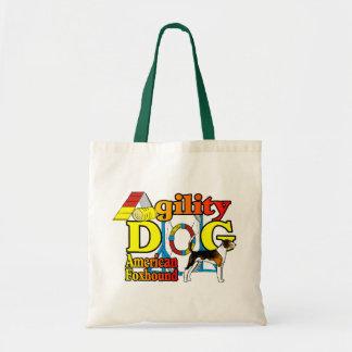 アメリカFoxhoundの敏捷のギフト トートバッグ
