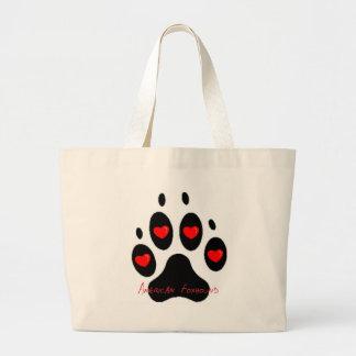 アメリカFoxhound ラージトートバッグ