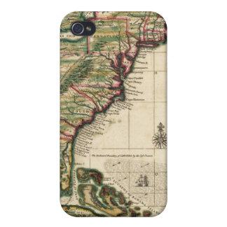 アメリカSeptentrionalis iPhone 4 カバー