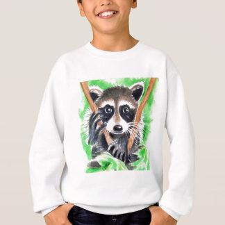 アライグマの強盗 スウェットシャツ