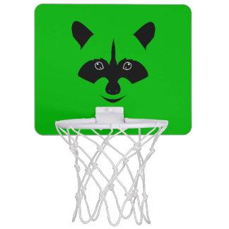 アライグマ ミニバスケットボールゴール