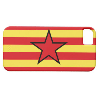 アラゴン旗 iPhone SE/5/5s ケース