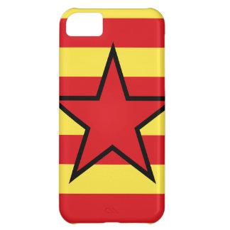 アラゴンEstrelada旗 iPhone5Cケース