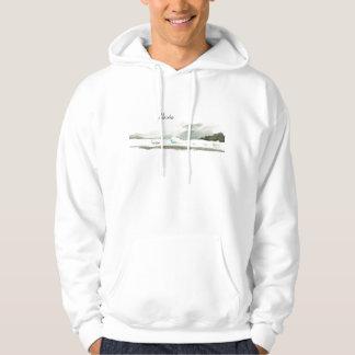 アラスカのボート旅行 パーカ