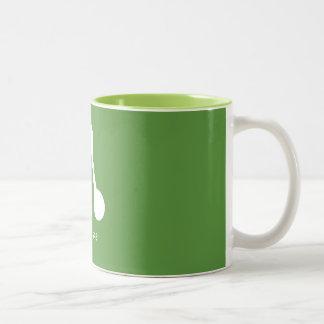 アラスカのマグ ツートーンマグカップ