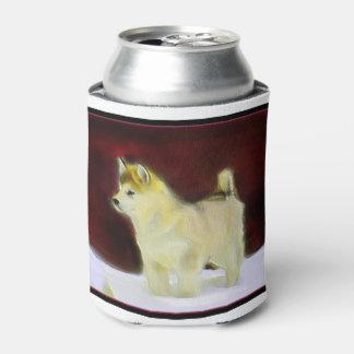 アラスカのマラミュートはクーラーできます 缶クーラー