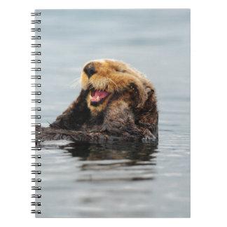 アラスカのラッコ ノートブック