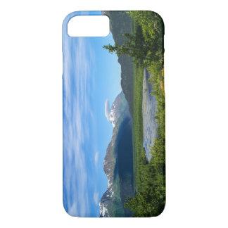 アラスカの出口の氷河谷 iPhone 8/7ケース