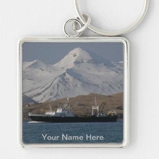 アラスカの勝利、F.C.A.の工場トロール船 キーホルダー