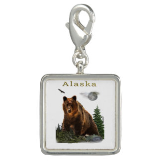 アラスカの商品 チャーム