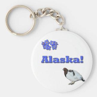 アラスカの国家 キーホルダー