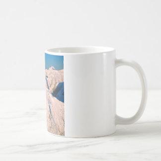 アラスカの山の鳥目眺め コーヒーマグカップ