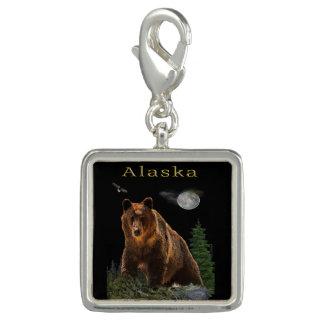 アラスカの州の商品 チャーム