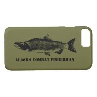 アラスカの戦闘の漁師 iPhone 8/7ケース
