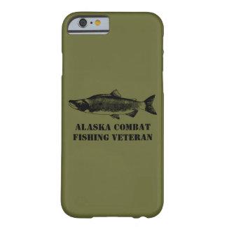アラスカの戦闘の魚釣りの退役軍人 BARELY THERE iPhone 6 ケース