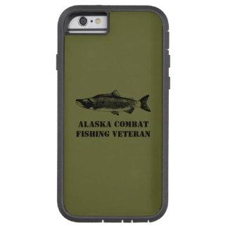 アラスカの戦闘の魚釣りの退役軍人 TOUGH XTREME iPhone 6 ケース