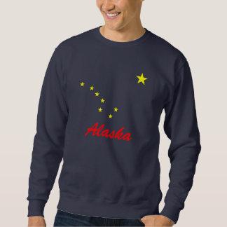 アラスカの旗 スウェットシャツ