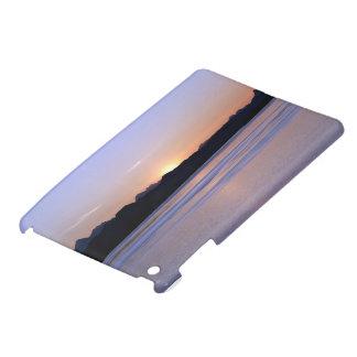 アラスカの日没 iPad MINIカバー