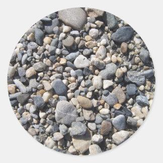 アラスカの石 ラウンドシール