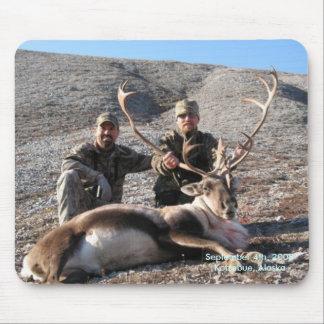 アラスカの素晴らしい狩り マウスパッド