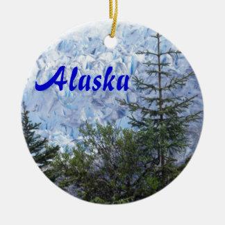 アラスカの美しい セラミックオーナメント
