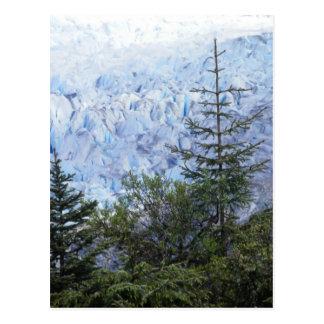 アラスカの美しい ポストカード