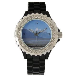 アラスカの美しい 腕時計