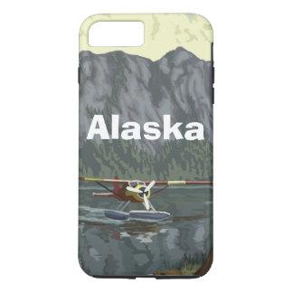 アラスカの試験飛行機 iPhone 8 PLUS/7 PLUSケース