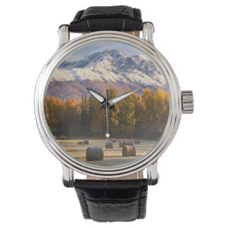 アラスカの農業 腕時計