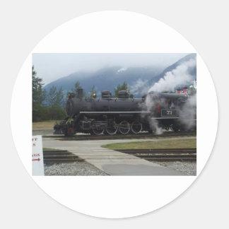 アラスカの鉄道 ラウンドシール