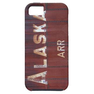 アラスカの鉄道 iPhone SE/5/5s ケース