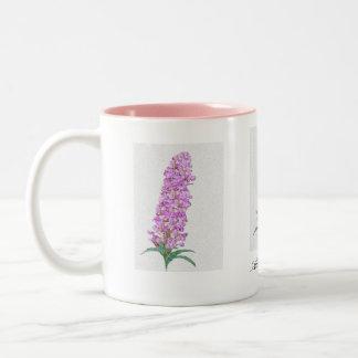 アラスカのFireweedのcoffeecup ツートーンマグカップ